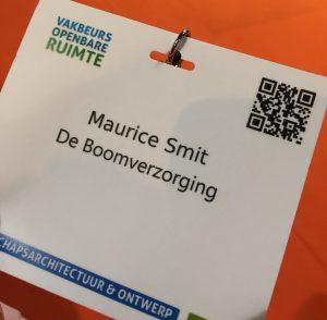 Vakbeurs openbare ruimte Utrecht - De Boomverzorging